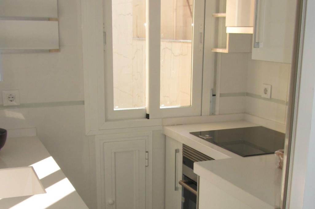reformark reformas madrid viviendas cocinas vinilo