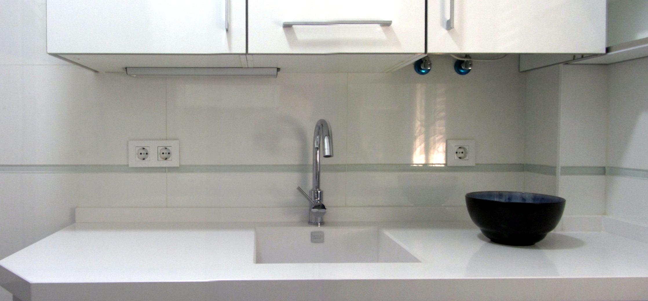 Vinilo suelo cocina affordable nuevo espejos de bao con - Vinilos suelo cocina ...