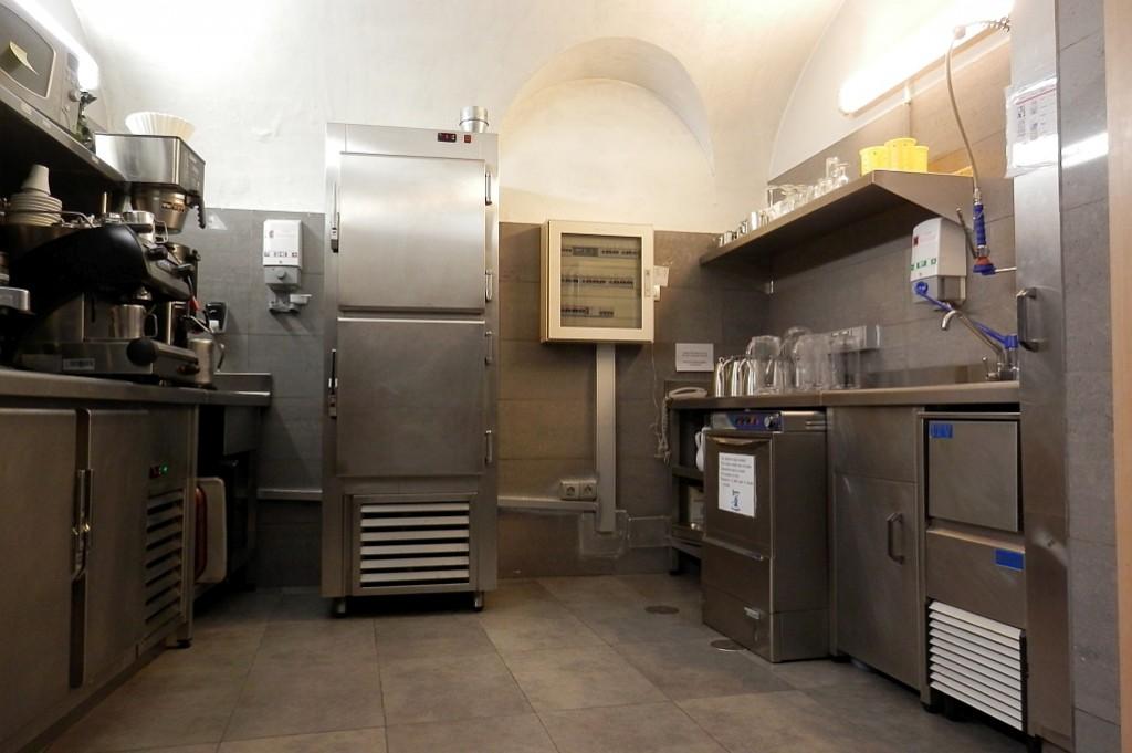 Cocina de un restaurante reformark for Proyecto cocina restaurante