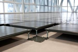 suelos técnicos elevados con pedestales