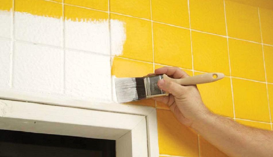 Pintar azulejos reformark - Pintar azulejos bano ...