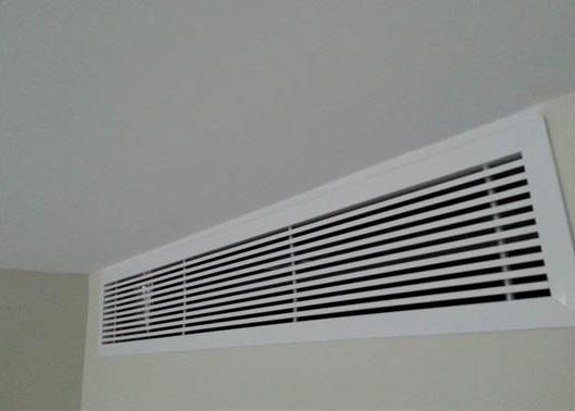 Aire acondicionado por conductos reformark for Salida aire acondicionado
