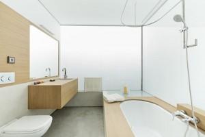 mamparas divisorias de vidrio baños