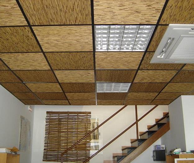 Colocar falso techo reformark - Iluminacion falso techo ...