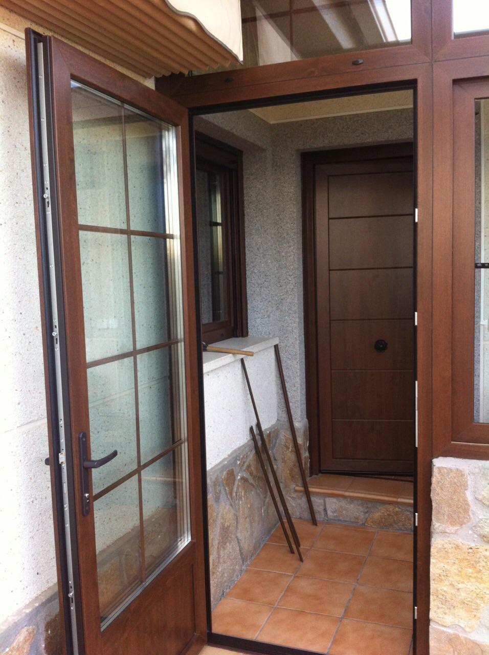 Puertas de entrada reformark - Puertas para cerramientos ...