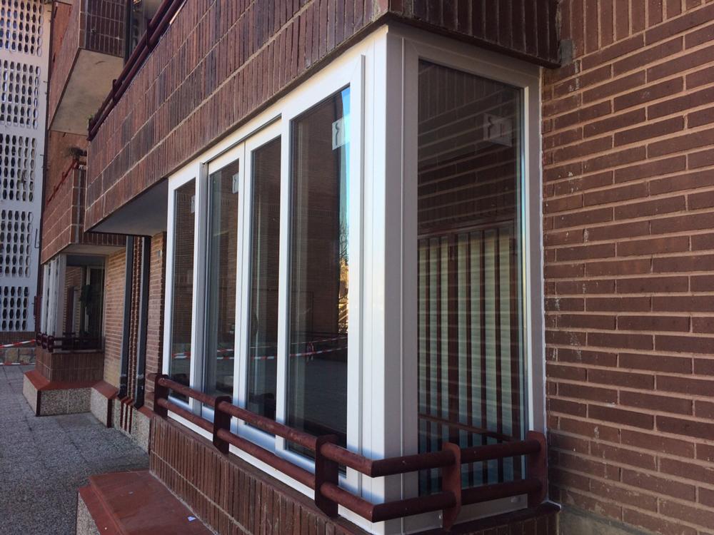 Cerramiento de balc n reformark - Cerramientos de balcones ...